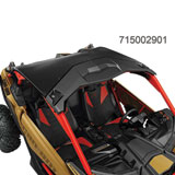Can-Am Bimini Roof with Sun Visor