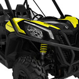 Can-Am Front Trail Bumper Add On Front Corner Protectors