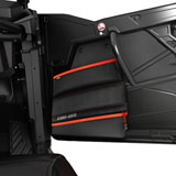 Can-Am Half Door Knee Pads with Storage