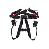 Can-Am Retractable 4-Point Safety Harness Driver Side