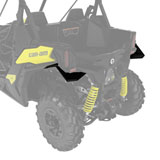 Can-Am Rear Fender Flare Extensions