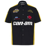 Can-Am Go Fas Racing Team Technician Button Up Shirt