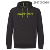 Can-Am Hooded Sweatshirt Black