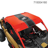 Can-Am LoneStar Racing Aluminum Roof