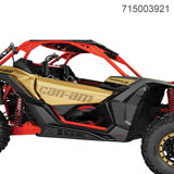 Can-Am Lonestar Racing Rock Sliders
