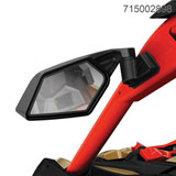 Can-Am Racing Side Mirrors