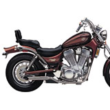 Cobra Boulevard 2-Sided Slashcut Slip-On Motorcycle Exhaust
