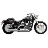 Cobra Speedster Slashdown Motorcycle Exhaust