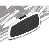 Cobra Swept Passenger Motorcycle Floorboards
