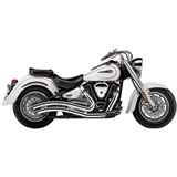 Cobra Speedster Swept Motorcycle Exhaust