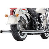 Cobra Softail Duals Motorcycle Exhaust