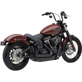 Cobra Speedster 909 Short Motorcycle Exhaust (No CA)