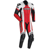 Cortech Adrenaline Leather RR One-Piece Motorcycle Race Suit