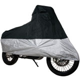 Covermax Standard Motorcycle Cover Black/Grey