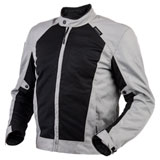 Crosswind Apex Mesh Jacket Grey