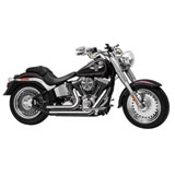 Crusher Maverick 2-Into-2 Motorcycle Exhaust