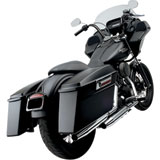 Cycle Visions Dyna Bagger-Tail Saddlebag