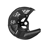 Cycra Tri-Flow Front Disc Cover with Mounting Kit