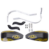 Cycra Probend Alloy Handguard Bars with P3 Carbon Hybrid Shields