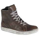 Dainese Street Rocker D-WP Riding Shoes Dark Brown