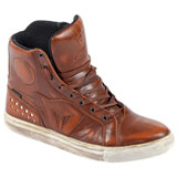 Dainese Street Rocker D-WP Riding Shoes Tan