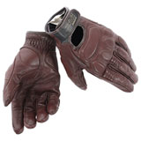 Dainese Black Jack Leather Gloves