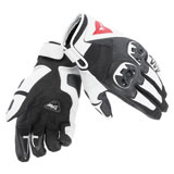 Dainese Mig C2 Gloves Black/White