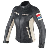 Dainese Women's Lola D1 Leather Jacket