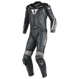 Dainese Laguna Seca D1 Short and Tall Two-Piece Leather Race Suit
