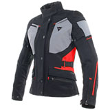 Dainese Women's Carve Master 2 Gore-Tex Jacket Black/Grey/Red