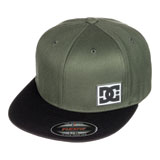 DC Radical 2 Flex Fit Hat