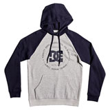 DC Rebuilt Raglan Hooded Sweatshirt