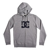 DC Star Zip-Up Hooded Sweatshirt