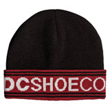 DC Bean Doggel Beanie Black