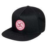 DC Reynotts Snapback Hat Black