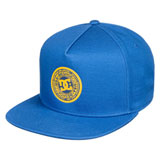 DC Reynotts Snapback Hat Sodalite Blue
