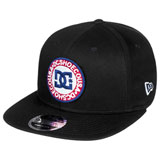 DC Speedeater Snapback Hat Black