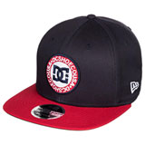 DC Speedeater Snapback Hat Black Iris