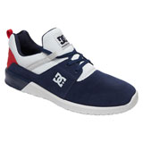 DC Heathrow SE Shoes Navy/Grey