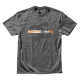 DC Blocktech T-Shirt Heather Grey