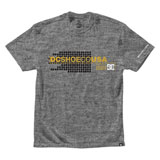 DC Fliptech T-Shirt Heather Grey