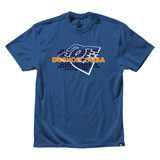 DC Pillery T-Shirt Sodalite Blue