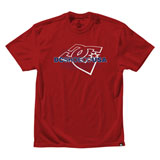 DC Pillery T-Shirt Tango Red