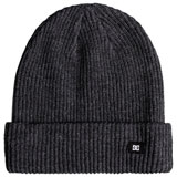DC Harvester 2 Beanie Grey Heather