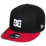 DC Empire Fielder Snapback Hat Chili Pepper