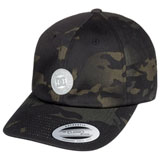 DC Cam Hipper Strapback Hat Black