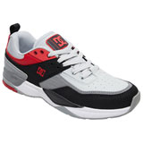 DC E. Tribeka Shoes Black/Athletic Red/Battleship