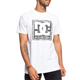 DC Pattern Box T-Shirt Snow White