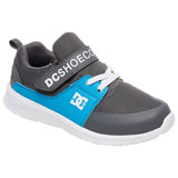 DC Youth Heathrow Prestige EV Shoes Grey/Green/Blue