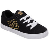 DC Women's Chelsea TX Shoes Black/Gold